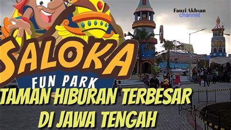 gambar tempat wisata saloka tempat wisata indonesia