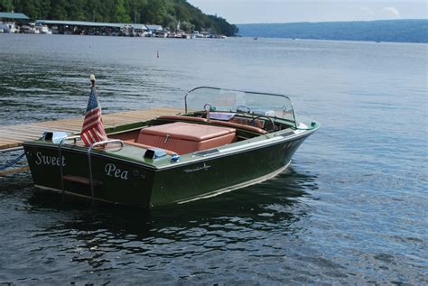 Hammondsport Ny Antique Boat Show by Live Ish Report From The 32nd Annual Wine Country Classic