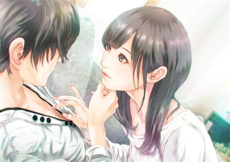 Anime Couples Wallpapers - wallpaper of anime 32 hdwallpaper20