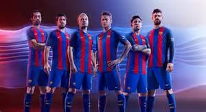 design hemden fc barcelona trikot 2016 17 shirts für die kommende saison geleaked update