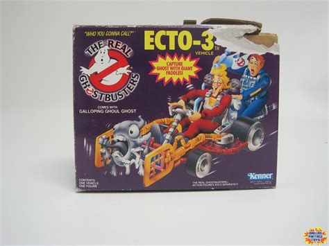 1984 Kenner The Real Ghostbuster Ecto-3 (1b