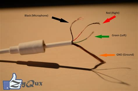 headphone wiring diagram 5 wire headphone