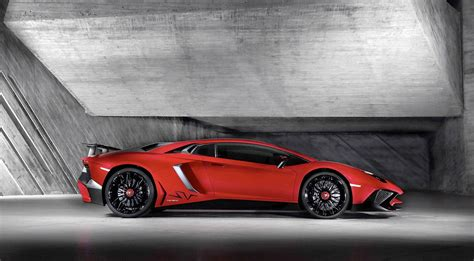 2016 Lamborghini Aventador Sv Is Fastest Lambo Ever [w