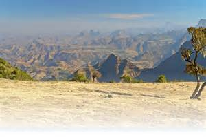 Roof of Africa Ethiopia