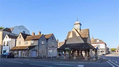 Witney Town Oxfordshire Oxford Bakewell Cotswolds