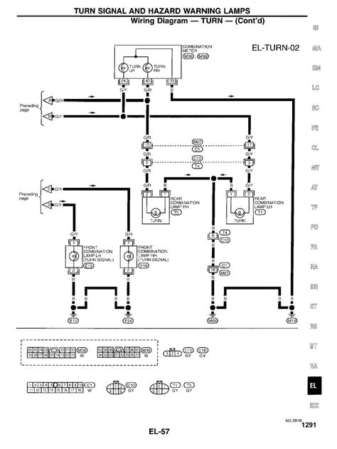 trailer wiring diagram for 2004 nissan frontier nissan
