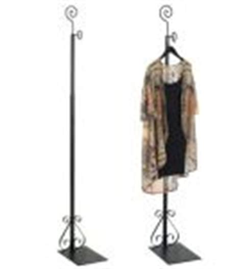decorative clothing racks boutique garment rack display