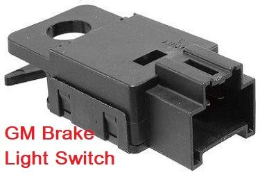 Chevrolet Problems by Chevrolet Brake Switch Problems And Solutions