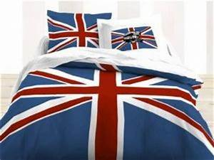 Housse De Couette Anglais : housse de couette avec drapeau anglais 220x240 par mabitseb ~ Medecine-chirurgie-esthetiques.com Avis de Voitures