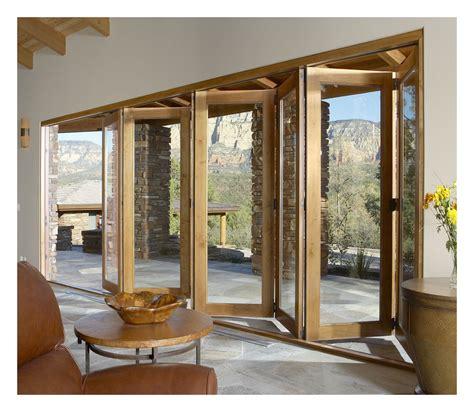 vista pointe bi fold multi slide patio door hurd windows