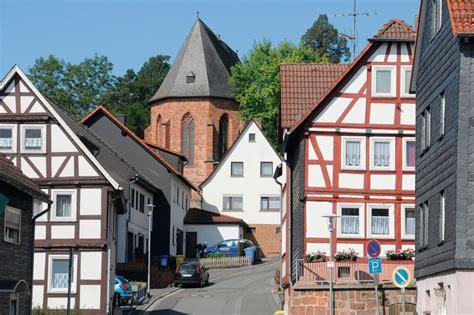 Häuser Kaufen Frankenberg Eder by Sehenswertes Stadt Frankenberg Eder