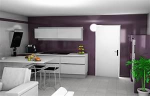 couleur gris perle cuisine caisson bas 1 porte pour four With couleur pour un salon 1 peinture bleu 12 couleurs bleutees pour repeindre son