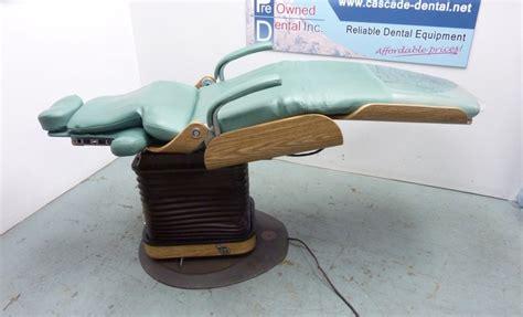 pelton crane chairman cm dental chair pre owned dental