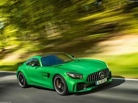 The sls amg gt is an incredibly fast and rare supercar that harkens back to the gullwings of yore. Mercedes-Benz AMG GT R (2017) - picture 23 of 157