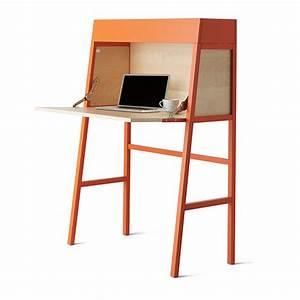 Bureau Design Ikea : secr taire ikea ps un bureau design qui ne prend pas beaucoup de place ~ Teatrodelosmanantiales.com Idées de Décoration