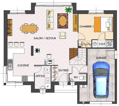 maison avec 4 chambres construction maison neuve magnolia lamotte maisons