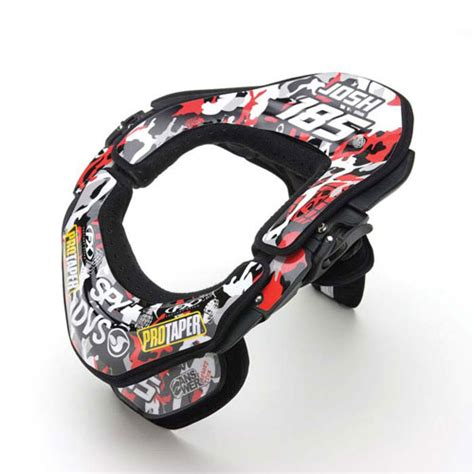 dx1 custom leatt brace graphic kit