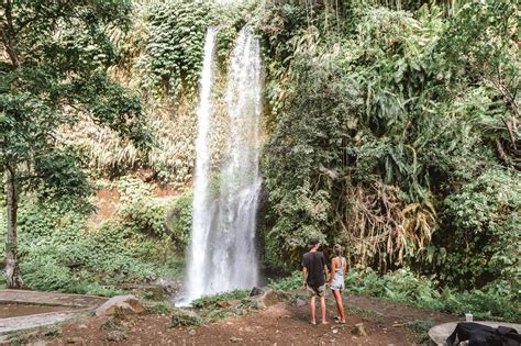 Tiu Kelep Waterfall And Sendang Gile Waterfall Guide