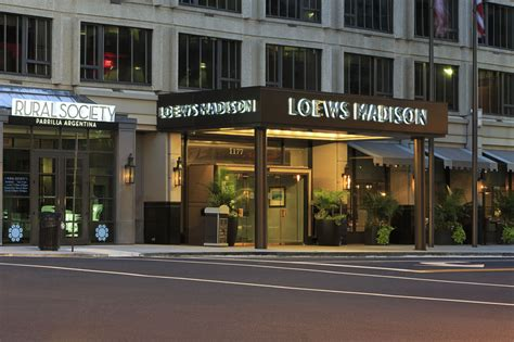 lowes dc loews madison hotel 2017 room prices deals reviews expedia