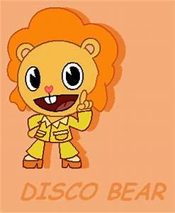 Disco bear on R-D-B-C - DeviantArt