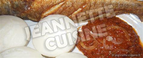 recette de cuisine beninoise ablo plat africain jeannette cuisine