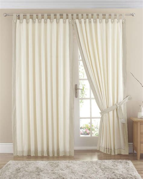 Ebay Curtains by Claremont Tab Top Fully Lined Curtains In Ebay