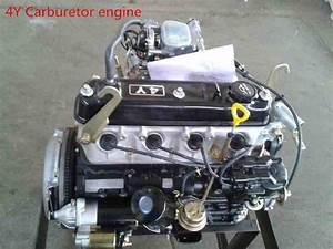 China Toyota 4y Engine  2y  3y  4y  4yefi  2l  3l  5l  2rz  22r