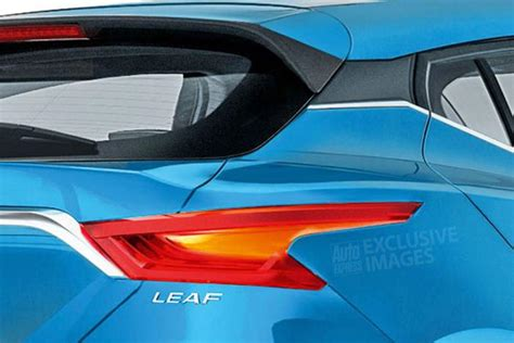 new nissan leaf will get sharp look and range boost