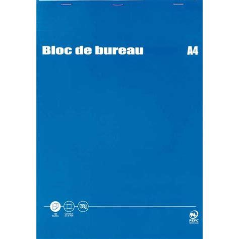 bloc note de bureau bloc de bureau 100 feuilles a4 60g 5x5 budget vente de