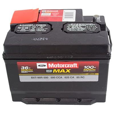 batterie ford battery ford bxt 96r 500 tascaparts