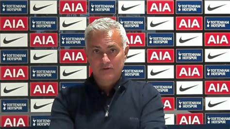 Jose Mourinho Pre-match Press Conference: Chelsea v ...