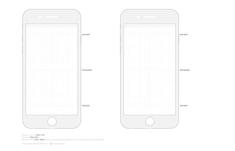 top 16 free iphone wireframe templates psd sketch pdf