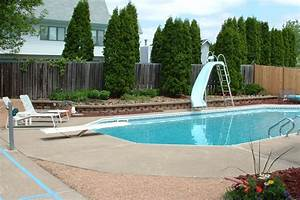 Pool landscape design ideas newsonairorg for Swimming pool and landscape designs