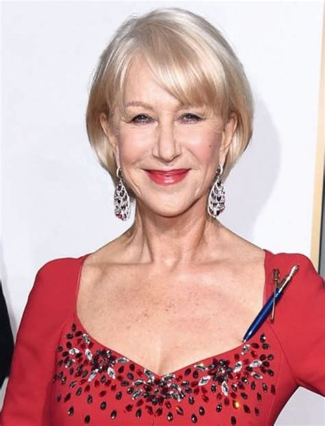 25 Fashionable Short Haircuts for Older Women Over 60