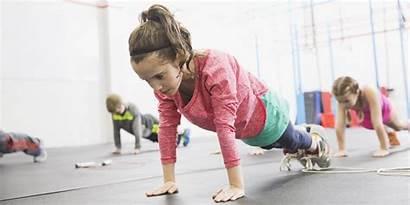 Crossfit Workout Cross Core Planking Plank Fun