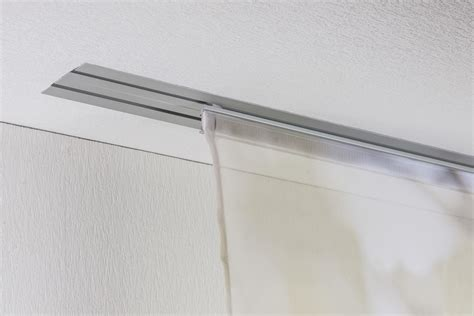 Vorhangschiene Einläufig Schmal by Vorhangschiene Lilashouse