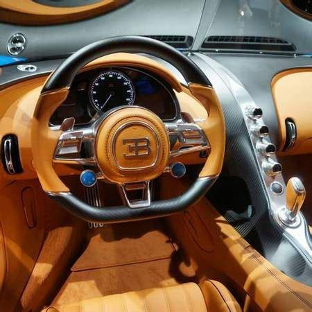 Compare the bugatti chiron, bugatti veyron grand sport, and bugatti veyron 16.4 side by side to see differences in performance, pricing, features and more. 2017 Bugatti Chiron - interior 1 | Cars | Pinterest | Bugatti chiron interior, Cars and Auto design