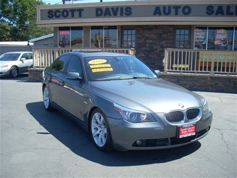 2004 Bmw 545i For Sale by 2004 Bmw 545i For Sale In Turlock Ca Stock 4929