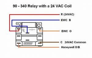 Honeywell Relay Wiring Diagram