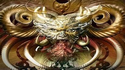 Demon 4k Ultra Wallpapers Desktop Uhd Evil