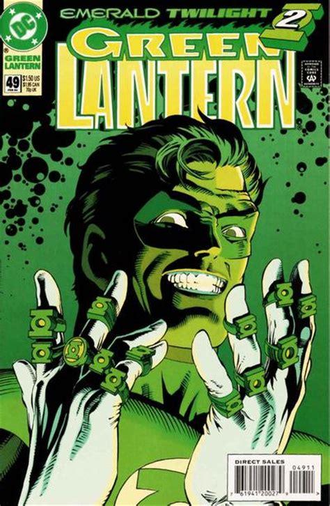 bobby bowden as green lantern parallax once upon a