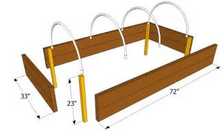 diy raised bed plans raised garden bed plans