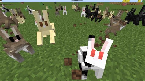 minecraft update adds bunnies new temples and more power up gaming