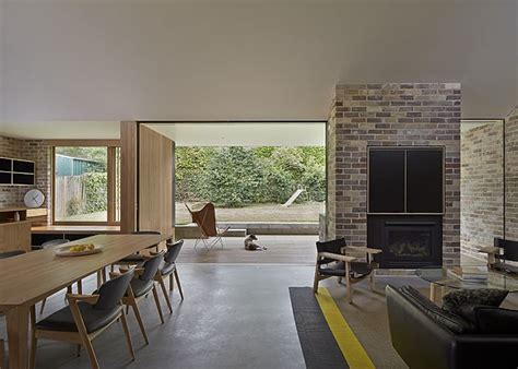 Dachluke Haus by Skylight House By Andrew Burges Architects A Refreshing