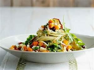 Spaghetti Mit Kürbis : spaghetti mit k rbis und pesto rezept eat smarter ~ Lizthompson.info Haus und Dekorationen