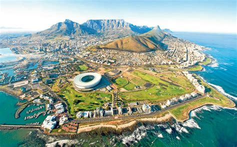 South Africa Cape Town And Vanda Waterfront Lauded Whats