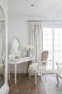 Maison Du Monde Coiffeuse : la deco chambre romantique 65 id es originales ~ Teatrodelosmanantiales.com Idées de Décoration