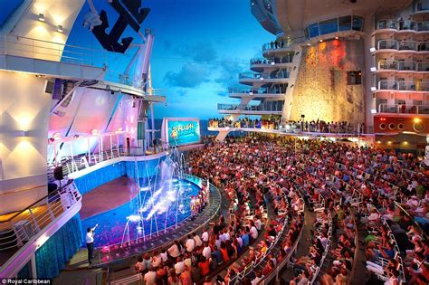 Cruise ship entertainer
