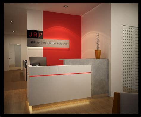 modern office reception design decobizz com