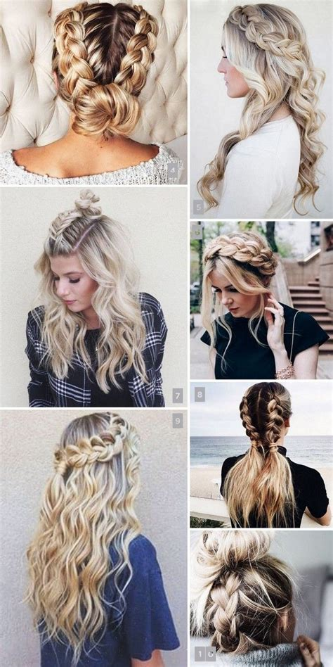 wedding hair styles for best 25 summer hairstyles ideas on 7341
